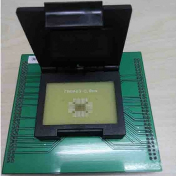 BGA63P nand flash memory chip Test adapter for Sedum up-818P up-828P