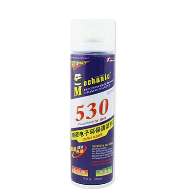 MECHANIC 530 Spray Cleaner Precision Electronic Contact Cleaner