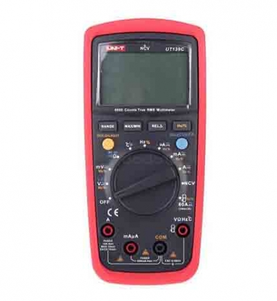UNI-T UT139C True RMS Digital Multimeters Mobile Phone PCB Fault Testing