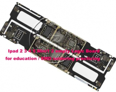 iPad 2345 mini1234 empty Logic Board iPad Bare Logic Board