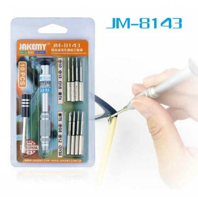10 in 1 Multi bits screwdriver set Mobile phone Screwdriver Tools