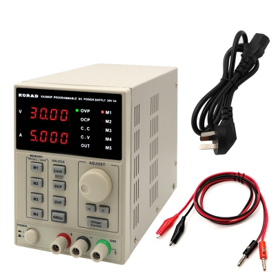 KORAD KA3005D programmable 30V 5A DC Power Supply Phone Repair