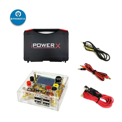 iPower X box high precision DC Power Supply Cable for iphone 6 7 8 X Repair