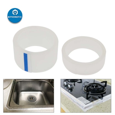 Transparent Waterproof Tape Kitchen Bathroom Anti-mold Sticker