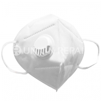 Individual Package KN95 FFP2 Particulate Respirator with Breather Valve