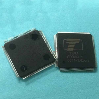 T113AI Auto Sound Power Amplifier Computer Board Special Chip