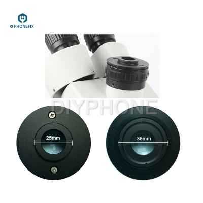 0.35x C-Mount Lens CTV 0.35 HDMI Camera Adapter For Microscope
