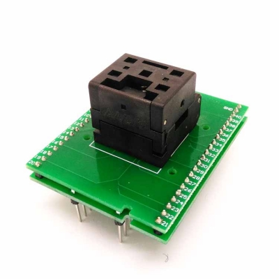 QFN40 IC test socket 6*6 0.5mm QFN0 Programming adapter