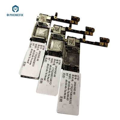 Remove iPhone 6plus 6S icloud unlock Replacement Chips PCB Board