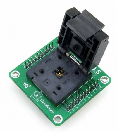 QFN20 TO DIP20 20pin Socket QFN20 programmer adapter