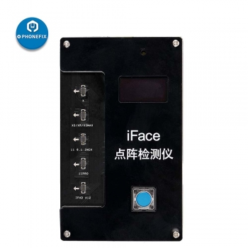 iFace Matrix Tester for iphone X-11 pro max Face ID Testing Repair