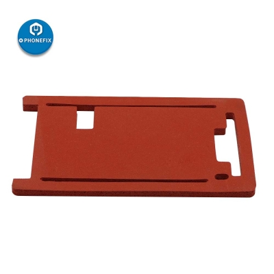 LCD Screen Positioning Mold silicone pad for iPhone 5S 6 6S 7 8 X