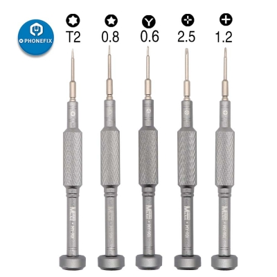 Antirust Alloy precision screwdriver kit for iphone repair opening tool