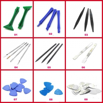 phone opening tool Triangle Disassembly Tool Plastic pry bar Crowbar