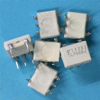 TLP668J Auto Engine Computer Board Optoisolator Electronic Chip