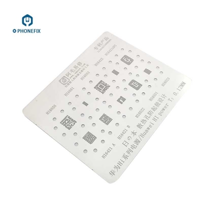 Huawei Power IC BGA Reball Rework Net HI6555 HI6553 HI6561