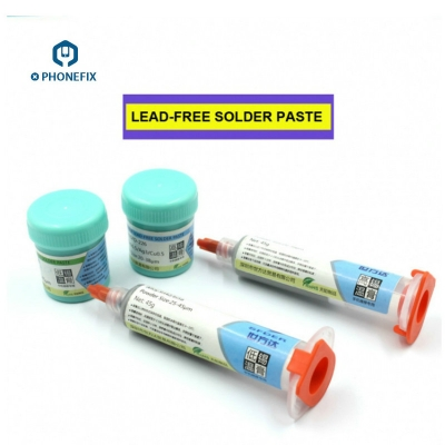 Low Temperature 138℃ Sn42/Bi58 Lead Free Solder Paste 42g Phone Repair