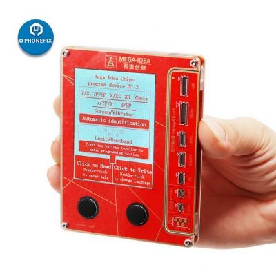 Qianli iClone Boy chip programmer for Light Sensor Vibrator Data