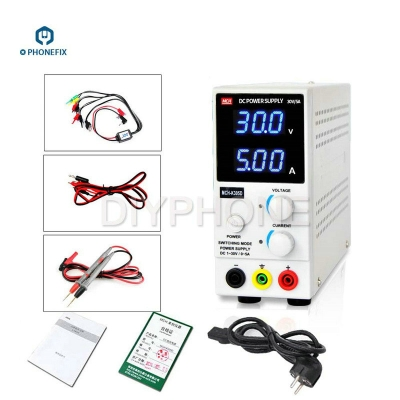 MCH-K305D K303D Portable Mini Digit Switch DC Power Supply phone repair