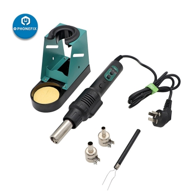 DES 560B handheld Digital Hot Air Gun Precision De-Soldering Station