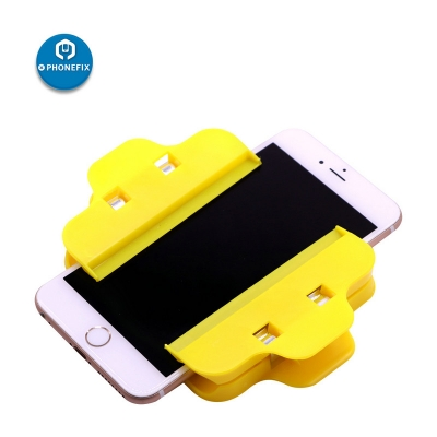 Plastic Clip Fixture for cell phone screen repair Fastening Clamp Repair tool