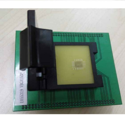 VBGA153P NAND eMMC Flash Test socket for up-818P up-828P