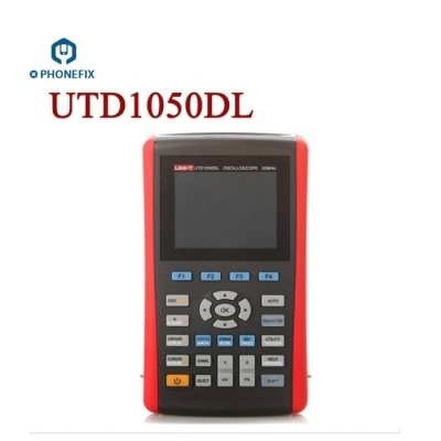 UNI-T UTD1050DL 2 Channels Handheld Digital Oscilloscopes