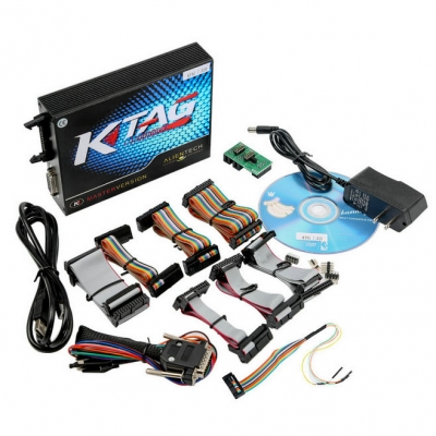 OEM KTAG ECU Programming Tool V7.020 Firmware K-TAG Unlimited