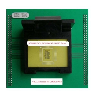 VBGA186 VBGA186P programmer adapter IC socket for up-818 up-828P