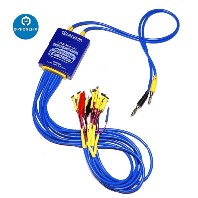 Mechanic Phone DC Power Cables For iPhone Samsung Huawei Repair