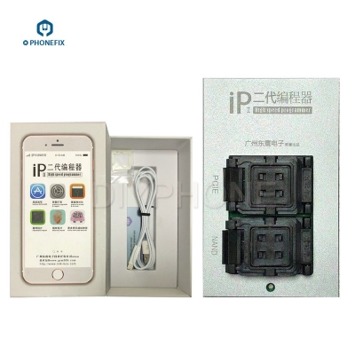 IP BOX 2th generation High Speed Programmer for iphone 5S 6 6S 7 NAND [FIX260]