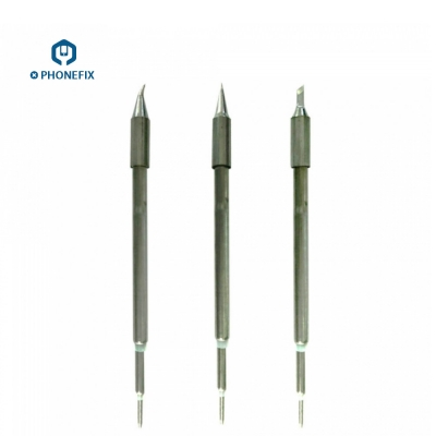 Multiple Solder Iron Tip for LEISTO T12-11 Lead Free Soldering Station