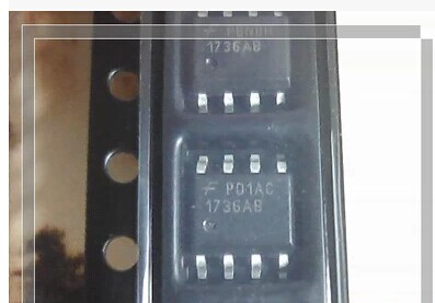 SOP8 1736AB automobile engine power driver IC auto ecu chip