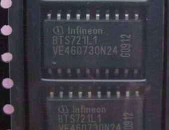 Infineon BTS721L1 Car engine power driver chip Auto ECU IC