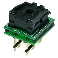 Universal PLCC32 TO DIP32 IC socket PLCC32 ic programmer adapter