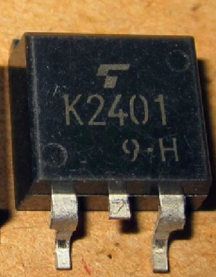 K2401 Excavator Computer Integrated circuit Chip
