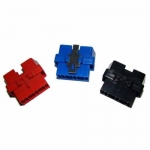 Male OBD-II Connector adapter DIY 16pin OBD2 Male Connector Car