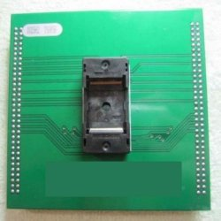 Specialized TSOP56 ic socket adapter for up-818 up-828