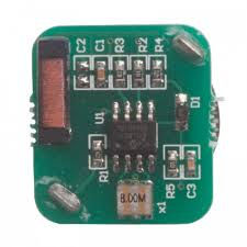 Toyota 4C electron duplicable transponder chip with battery