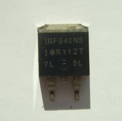IRF640NS F640NS Car electronic Transistor Auto ECU board chip
