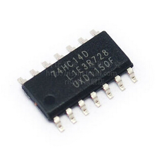 74HC14D automotive electronic IC CMOS SOP14 NOT gate IC