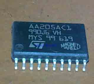 AA205AC1 Automotive engine control module drive IC Auto ECU Chip