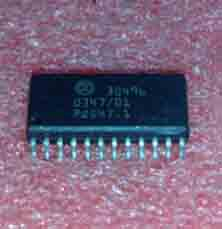 BOSCH 30496 Auto Computer chip Car electronic drive IC