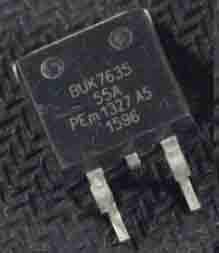 TO263 BUK7635-55A Car electronic IC engine control computer transistor