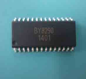 BY8290 Auto ECU Chip Car engine control computer IC