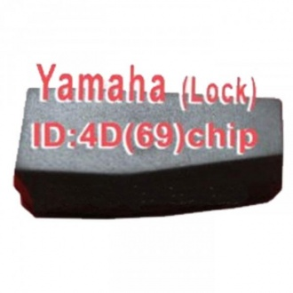 Carbon Motorcyle 4D 69 transponder chip for Yamaha 4D69 chip