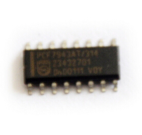 PCF7943 Transponder chip PCF7943AT car remote key chip