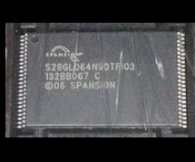 S29GL064N90TFI03 Car computer Flash memory Chip Auto ECU IC