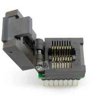 SOP16 to DIP16 16 pin IC test socket SOIC16 programmer adapter