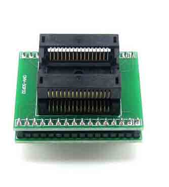 10.57mm SOP32 to DIP32 chip Adapter SOIC32 Socket